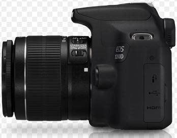 Kamera Canon Eos 1200d spesifikasi kamera canon eos 1200d kameraaksi