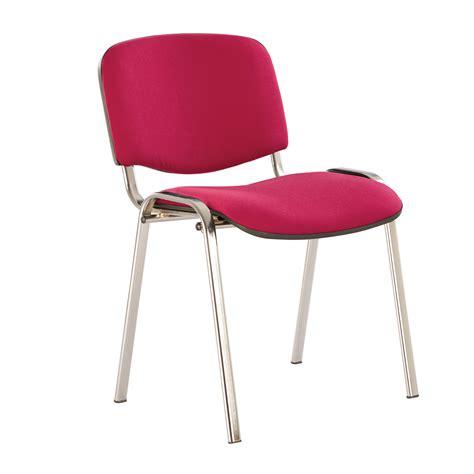 chaise conférence chaises de conf 201 rence iso chrome vendu par 2 chaise