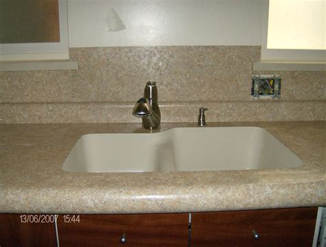 Integrated Sinks For Laminate Countertops by Formica Countertops With Undermount Sink