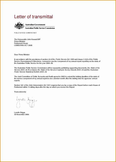 transmittal letter brittney taylor