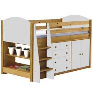 cabin beds storage beds hi sleeper beds