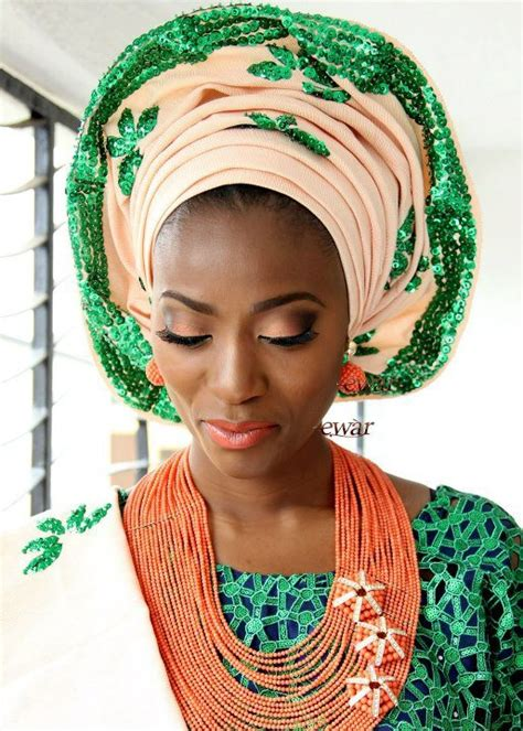 make and asooke hair styles nigeria gele styles weddings find the right style color