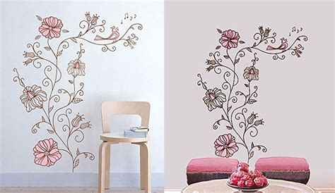 wall stencils stickers buy the best beautiful wall decals stickers stencils