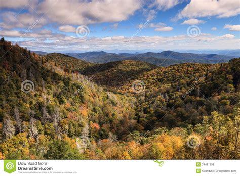 Landscaper In Nc Autumn Landscape Blue Ridge Mountains Carolina