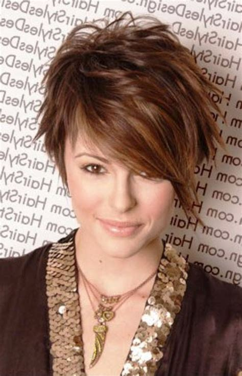 hair cut for ugly long face short hairstyles round face thin hair google search