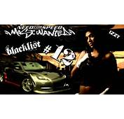 NFS Most Wanted XB360  Stage 4 Izzy BL 12 YouTube