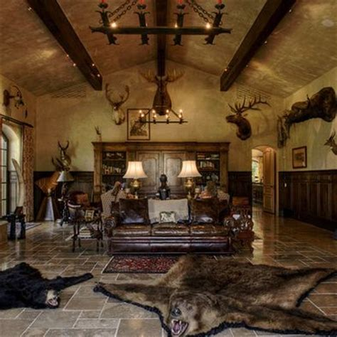 trophy rooms 17 best ideas about trophy rooms on rooms deer mounts and rustic cave