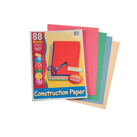 colored construction paper tree house colored construction paper 88 sheets