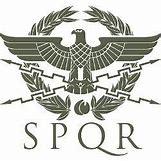 Spqr Eagle Standard | 250 x 250 jpeg 15kB