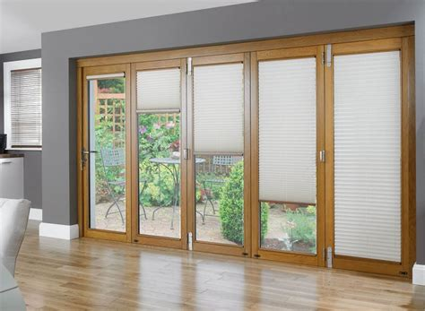 sliding glass door window treatments for your efficiency
