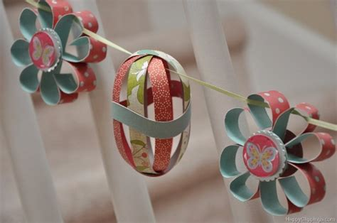 How To Make Easter Decorations Out Of Paper - 48 diy easter decorations you need right now diy