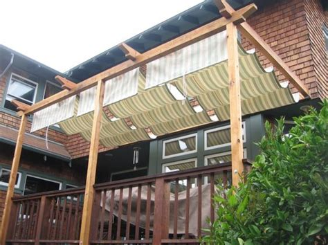 build a retractable awning pinterest the world s catalog of ideas