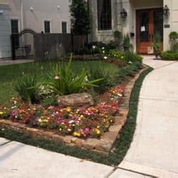 Landscape Edging Houston Bayside Landscape Services Inc Landscaping Houston Tx