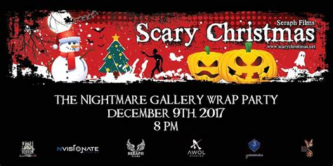 spooky end whitehouse volume 3 books scary 2017 the nightmare gallery wrap