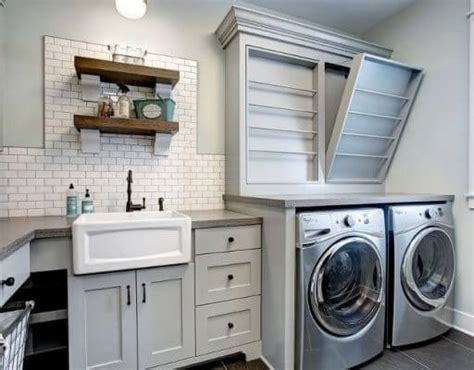 (33 ) Best Laundry Room Sink Ideas & Kitchen Sink Buying Guide