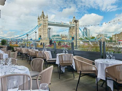 thames river view restaurants restaurants with the best views in london time out london