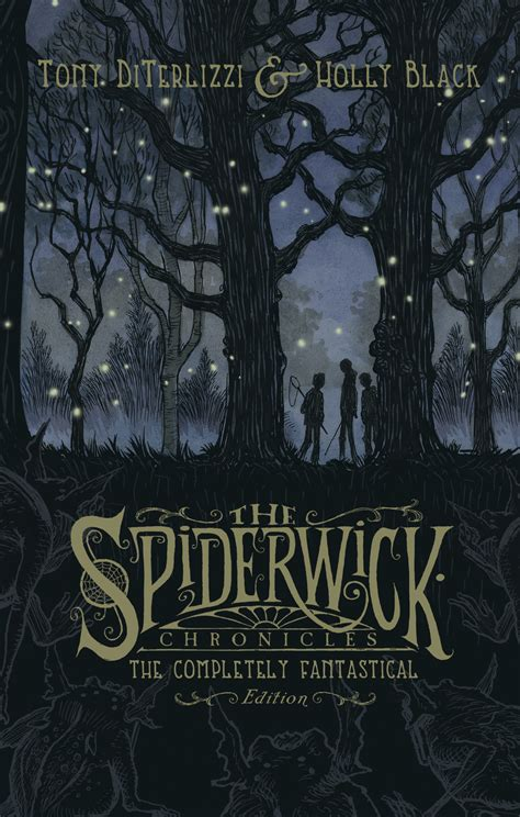 the chronicles books the spiderwick chronicles book by tony diterlizzi