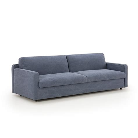couch with outlet julian outlet sofa bed with horizontal opening arredaclick