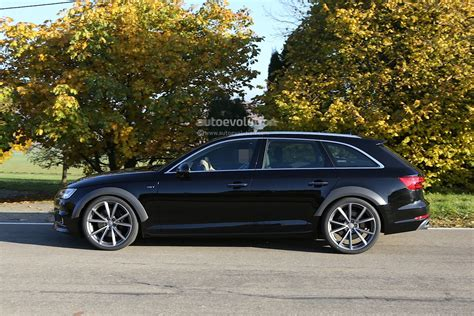 Audi Rs4 Configurator by Early 2018 Audi Rs4 Avant Chassis Testing Mule This Could
