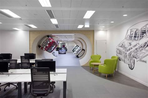 Chevrolet Corporate Office by Autotrader Offices Office Snapshots