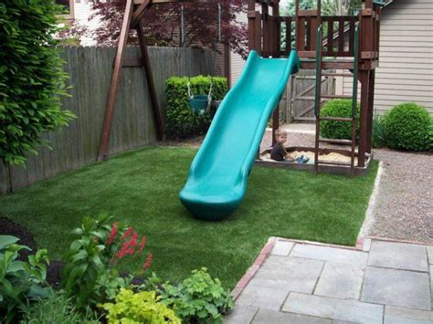 small backyard playground southwest greens artificial turf for your backyard