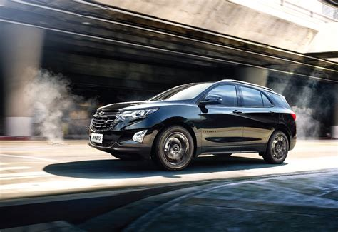 chevy equinox rs package gm authority