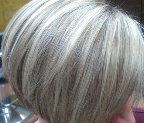 pictures of white hair with lowlights the 25 best grey highlights and lowlights by amanda going gray gracefully
