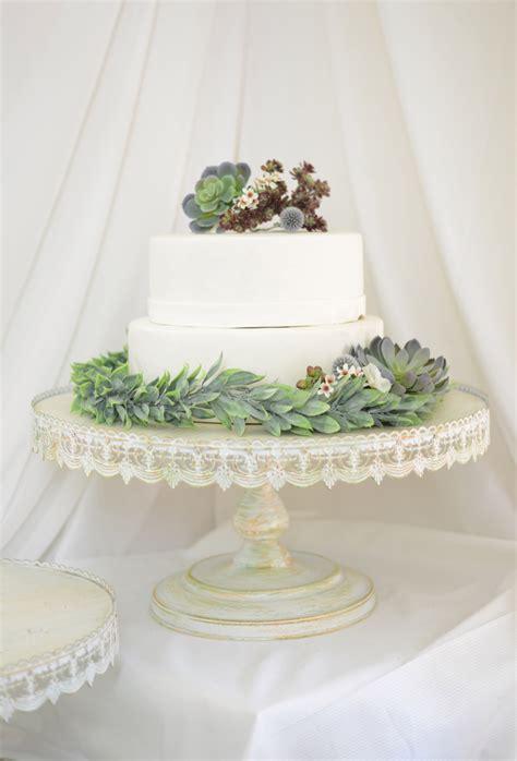 Hochzeitstorte Zeichnen by Vintage Metal Cake Stand White 22in