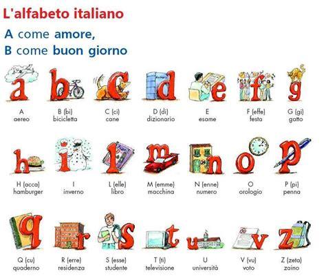 lettere dell alfabeto italiano da stare alfabeto italiano con lettere inglesi 28 images la