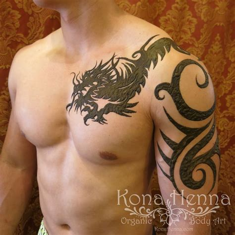 henna tattoo was braucht man 17 best images about kona henna chest on