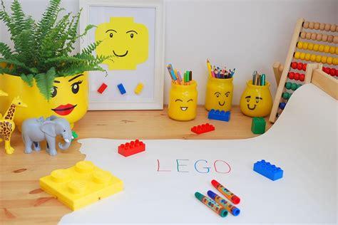 Ninjago Kinderzimmer Gestalten by Dekoracje Lego Of The House
