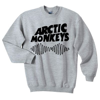 Hoodie Artic Monkeys Azk arctic monkeys basic logo sweater and hoodie place to find awesome wear