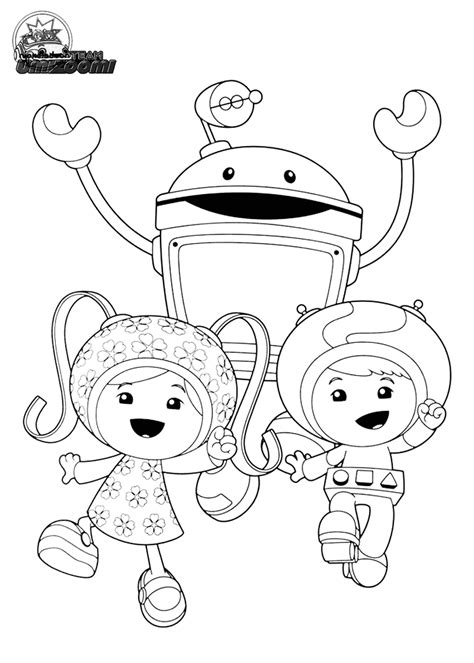 coloring pages umizoomi 301 moved permanently