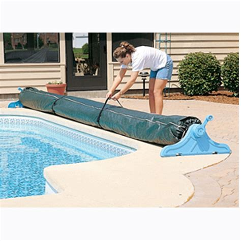 protective winter cover for swimming pool solar blanket