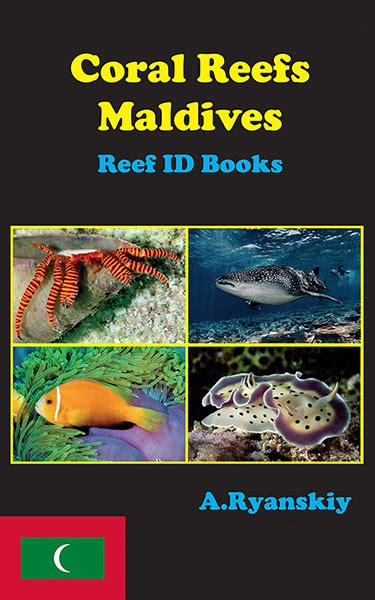 coral reefs maldives reef id books books reef id books publishes maldives reef guide wetpixel