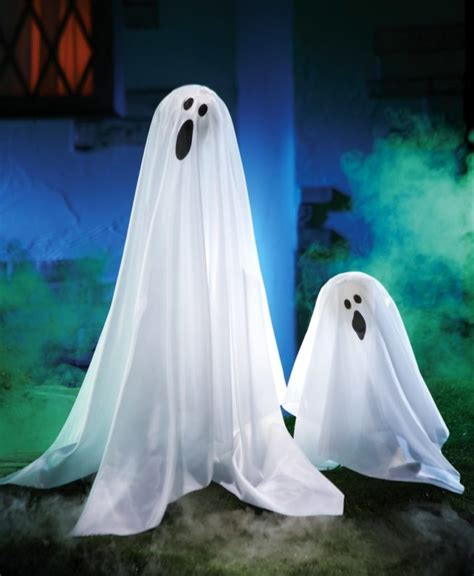 Ghost Decorations by Yard Decorations Ghost Www Pixshark