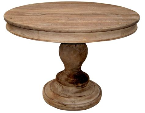 Pedestal Dining Room Set rustic round dining room table best 25 rustic round