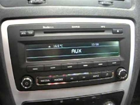 swing radio lvz717 skoda octavia swing radio problem