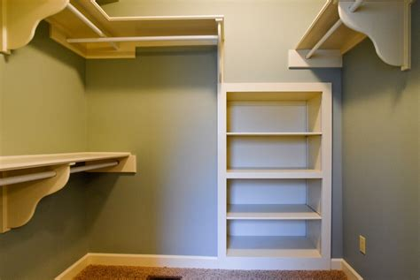 Wood Closet Shelf by Affordable Wood Closet Shelving For Simple Organize Home
