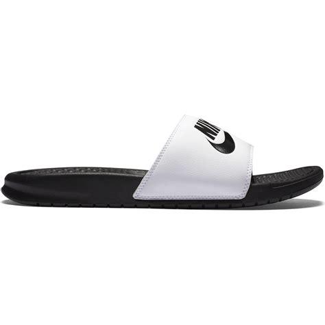 Nike Doit Black nike benassi just do it flip flops white black