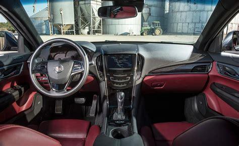 Cadillac Ats Interior by Car And Driver