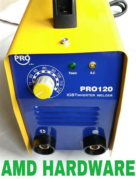 Mesin Las Hl Pro 120 jual mesin las listrik h l hl 120 merk pro harga murah