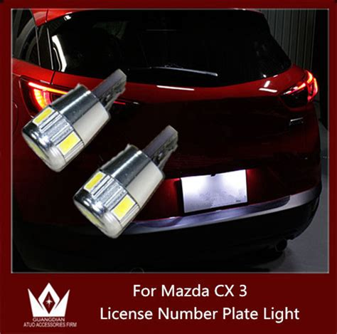 Accesories Number Plate W Led Unit Set By Killerbody guangdian car light led license plate light number plate light t10 194 w5w 5630 canbus error
