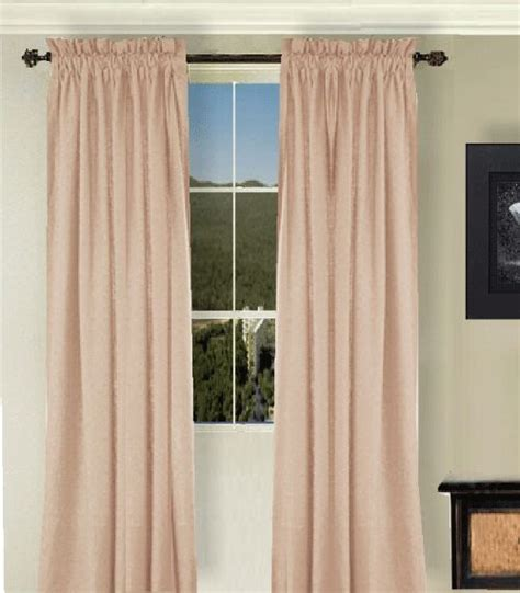blush colored curtains blush and curtains on pinterest