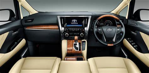 Satuan Spion Alphard Original Limited toyota vellfire 2014 malaysia autos weblog