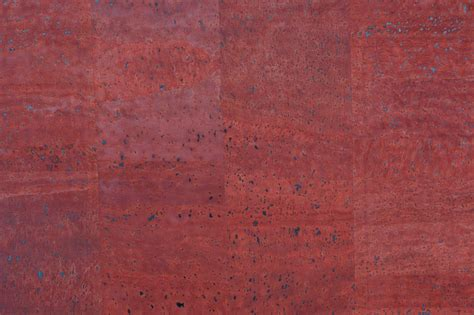 cork material touch pro surface brick red cork fabric sallie tomato