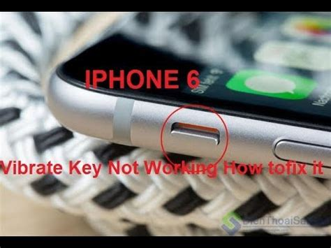 iphone  mute  volume button  working solve youtube