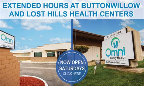Post Office Hours Bakersfield by Extended Hours At Buttonwillow And Lost Health