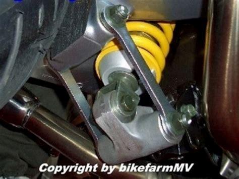 Motorrad Technik Gabel Durchstecken by Abe Hecktieferlegung F 252 R Honda Nc 750 S Sa Sd 2014