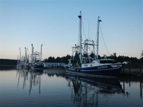 shrimp boat nc cbell creek nc to bass creek sc pathfinder s